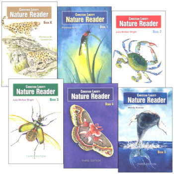 Nature Readers Complete Set