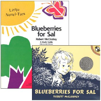 Blueberries for Sal Little Novel-Ties Study Guide & Book Set