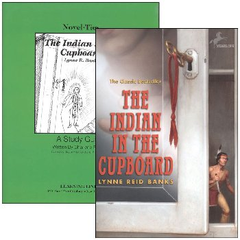 Indian in the Cupboard Novel-Ties Study Guide & Book Set