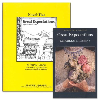 Great Expectations Novel-Ties Study Guide & Book Set