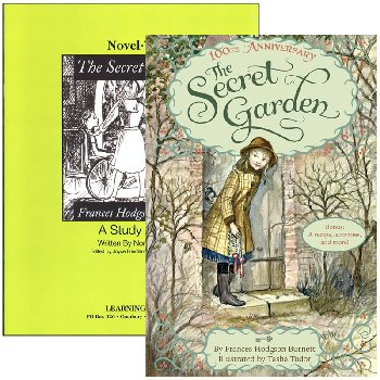 Secret Garden Novel-Ties Study Guide & Book Set