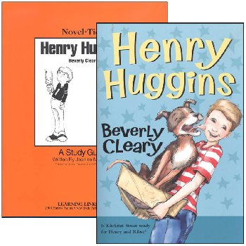 Henry Huggins Novel-Ties Study Guide & Book Set