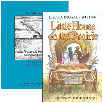 Little House on the Prairie Novel-Ties Study Guide & Book Set