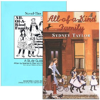 All-of-a-Kind Family Novel-Ties Study Guide & Book Set