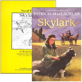 Skylark Novel-Ties Study Guide & Book Set