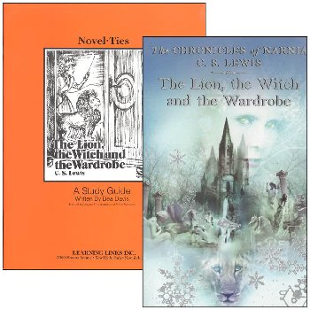 Lion, the Witch & the Wardrobe Novel-Ties Study Guide & Book Set