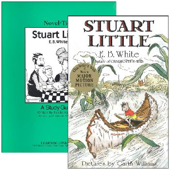 Stuart Little Novel-Ties Study Guide & Book Set