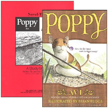 Poppy Novel-Ties Study Guide & Book Set