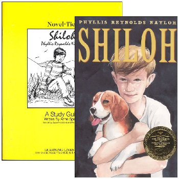 Shiloh Novel-Ties Study Guide & Book Set
