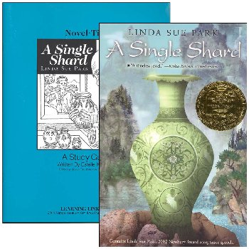 Single Shard Novel-Ties Study Guide & Book Set