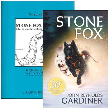 Stone Fox Novel-Ties Study Guide & Book Set