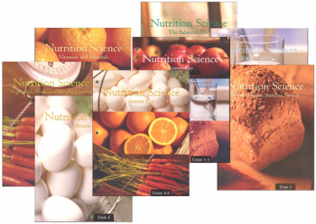 Nutrition Science Complete Set