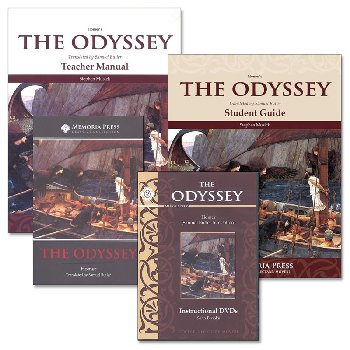 Odyssey Set (Memoria Press)