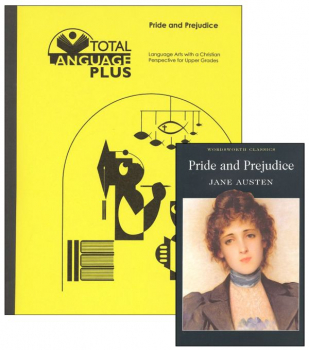 Pride and Prejudice Study Guide and Book