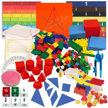Purposeful Design Math Grade 6 Manipulative Kit 2nd Edition