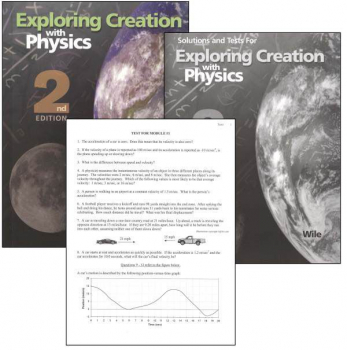 Exploring Creation w/ Physics SET 2nd Edition