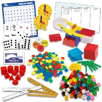 Primary Math Standards Edition Level 3 Manipulatives Package