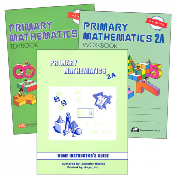 Primary Math US 2A Set
