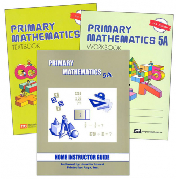 Primary Math US 5A Set