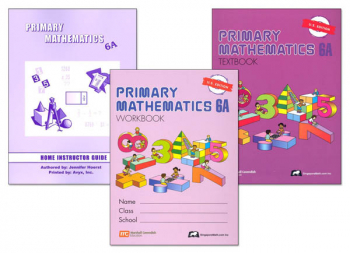 Primary Math US 6A Set