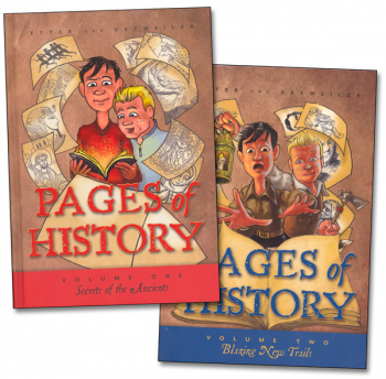 Pages of History Set