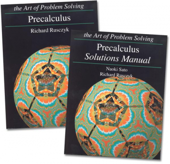 Art of Problem Solving Precalculus Set
