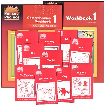 Primary Phonics 1 Basic Student Package