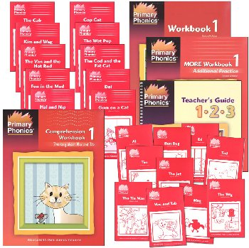 Primary Phonics 1 Complete Package
