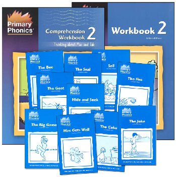 Primary Phonics 2 Basic Student Package