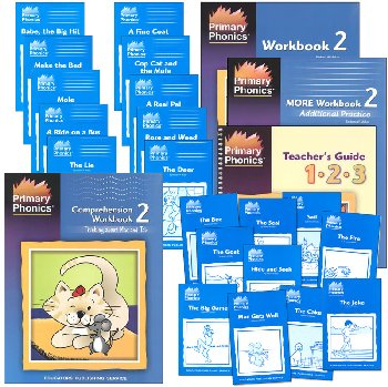 Primary Phonics 2 Complete Package