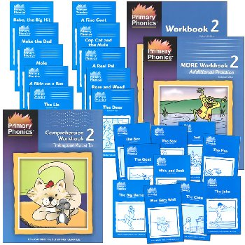 Primary Phonics 2 Student Package