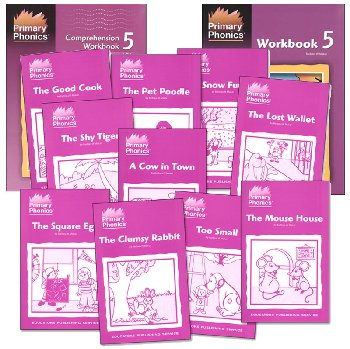 Primary Phonics 5 Complete Package