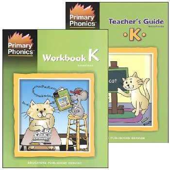 Primary Phonics K Basic Package