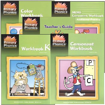 Primary Phonics K Complete Package