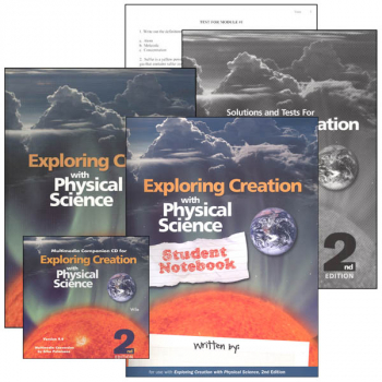 Exploring Creation with Physical Science Upgrade Set