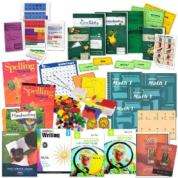 Rainbow Curriculum Starter Package - 1st Grade