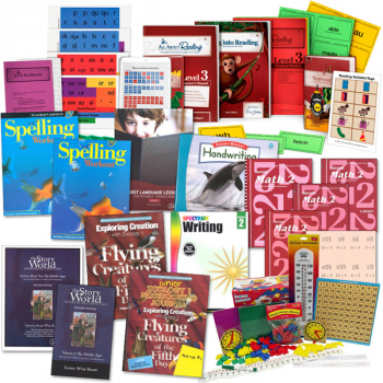 Rainbow Curriculum Starter Package - 2nd Gr.