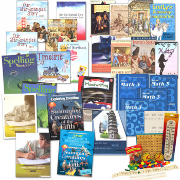 Rainbow Curriculum Starter Package - 3rd Gr.