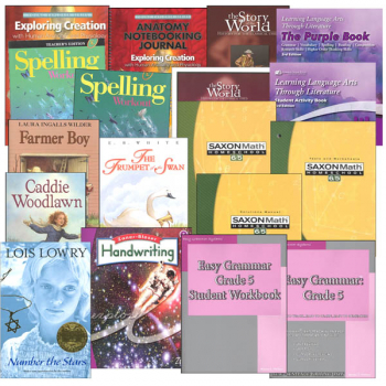 Rainbow Curriculum Starter Package - 5th Gr.