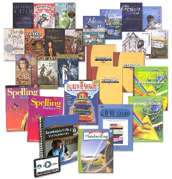 Rainbow Curriculum Starter Package - 6th Gr.