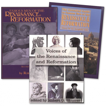 Renaissance and Reformation Study Package