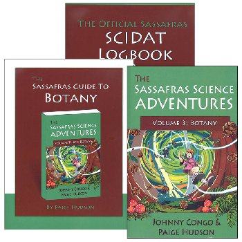 Sassafras Science Volume 3 Botany Complete Set