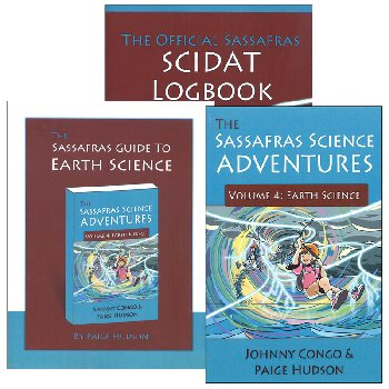 Sassafras Science Volume 4 Earth Science Complete Set