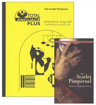 Scarlet Pimpernel Study Guide & Book Package