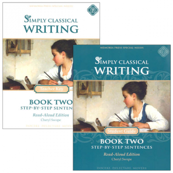 Simply Classical Writing Level 2 Read Aloud Editions (no books)