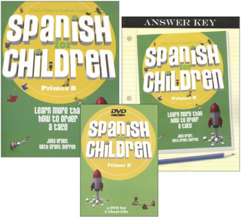 Spanish for Children B Package