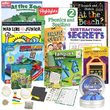 Summer Fun Pack Grade 2