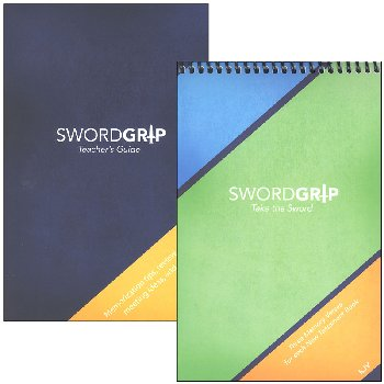 SwordGrip New Testament Flipbook with Teacher Guide - KJV