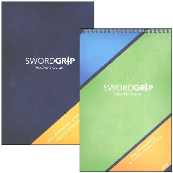 SwordGrip New Testament Flipbook with Teacher Guide - NKJV