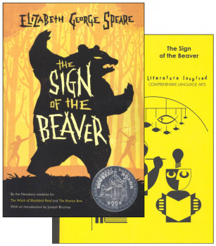 Sign of the Beaver Study Guide & Book